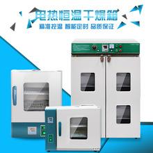 电热恒温鼓风干燥箱烘箱工业大灯烤箱五谷烘干箱实验室老化箱QS