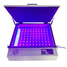 【厂家供应】500台式真空吸气碘镓灯丝网LED晒版机,钢版晒版机