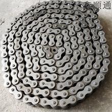 厂家 短节距链条可定做 空心链条 工业机械传动不锈钢销轴链条