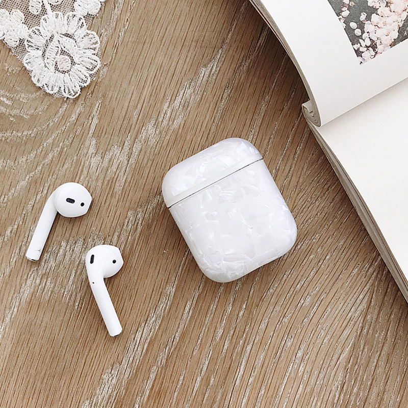 Airpods pro 3rd color shell earphone protective sleeve anti-fall silicone protective sleeve creative new wholesale nihaojewelry NHFI233332