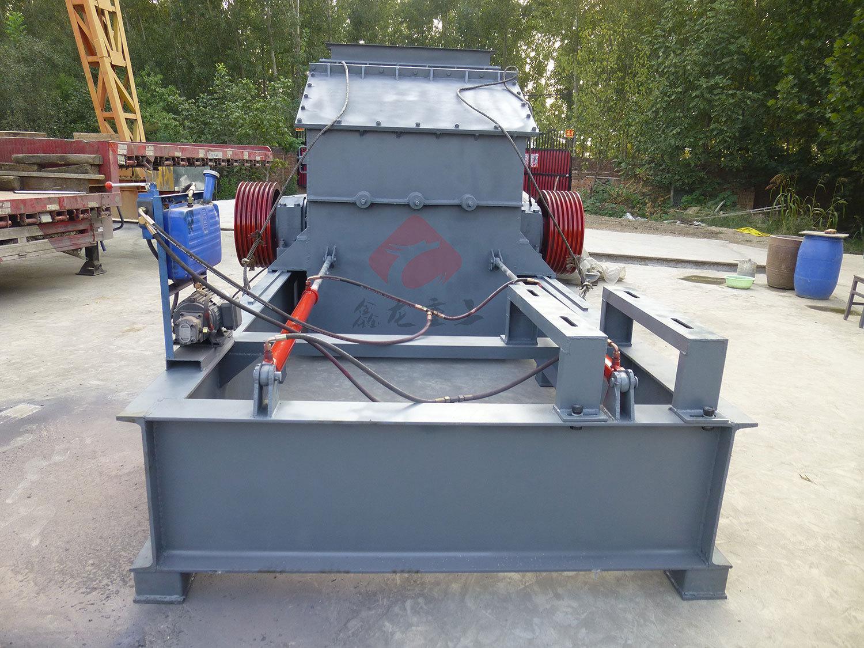 液压开箱式制砂机