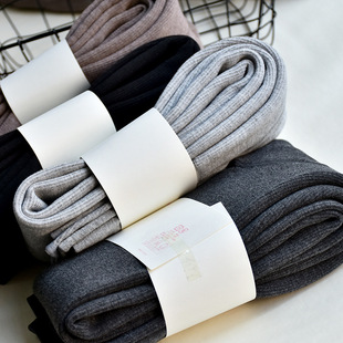 【1900D High Waist Barbie Cashmere 350g Skinny Pants】Leggings with vertical abdomen and hips to keep warm
