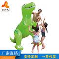 吉龙儿童戏水玩具网红新款草地充气玩具卡通恐龙章鱼喷水玩具批发