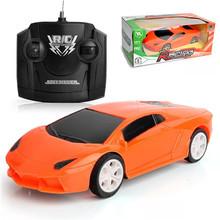 无线遥控车电动玩具车礼品盒1 24仿真四通遥控汽车模型跨境热卖