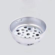 韩式烤盘多功能碳烤炉家用商用无烟圆形木炭烧烤炉烤肉炉户外便携