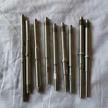 加工定制精密不锈钢滑轮轴芯紧固件@邢台机械设备铁轴芯销及键