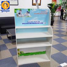 廠家直銷 定制雪弗板Kitty貓卡通展示架 雪弗板PVC產品廣告陳列架