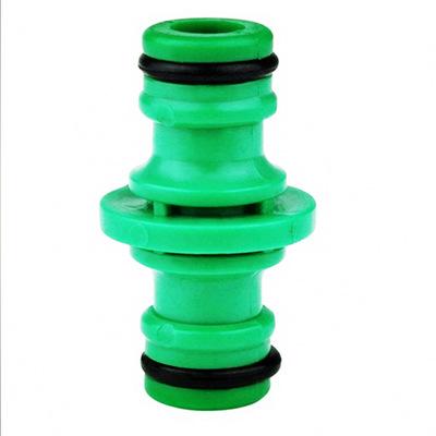 供应水管连接头双向奶嘴接头多种塑料接头配件 快速接头厂家直销
