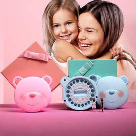乳牙盒儿童牙齿保存婴儿胎毛脐带收藏收纳男孩女孩乳牙纪念盒热销