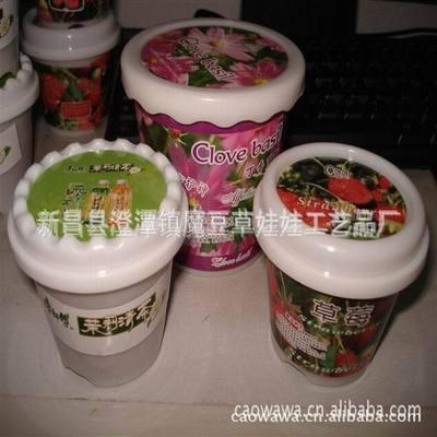 花卉微型盆景 diy种植 园艺盆栽 创意办公室礼品植物义乌地摊产品