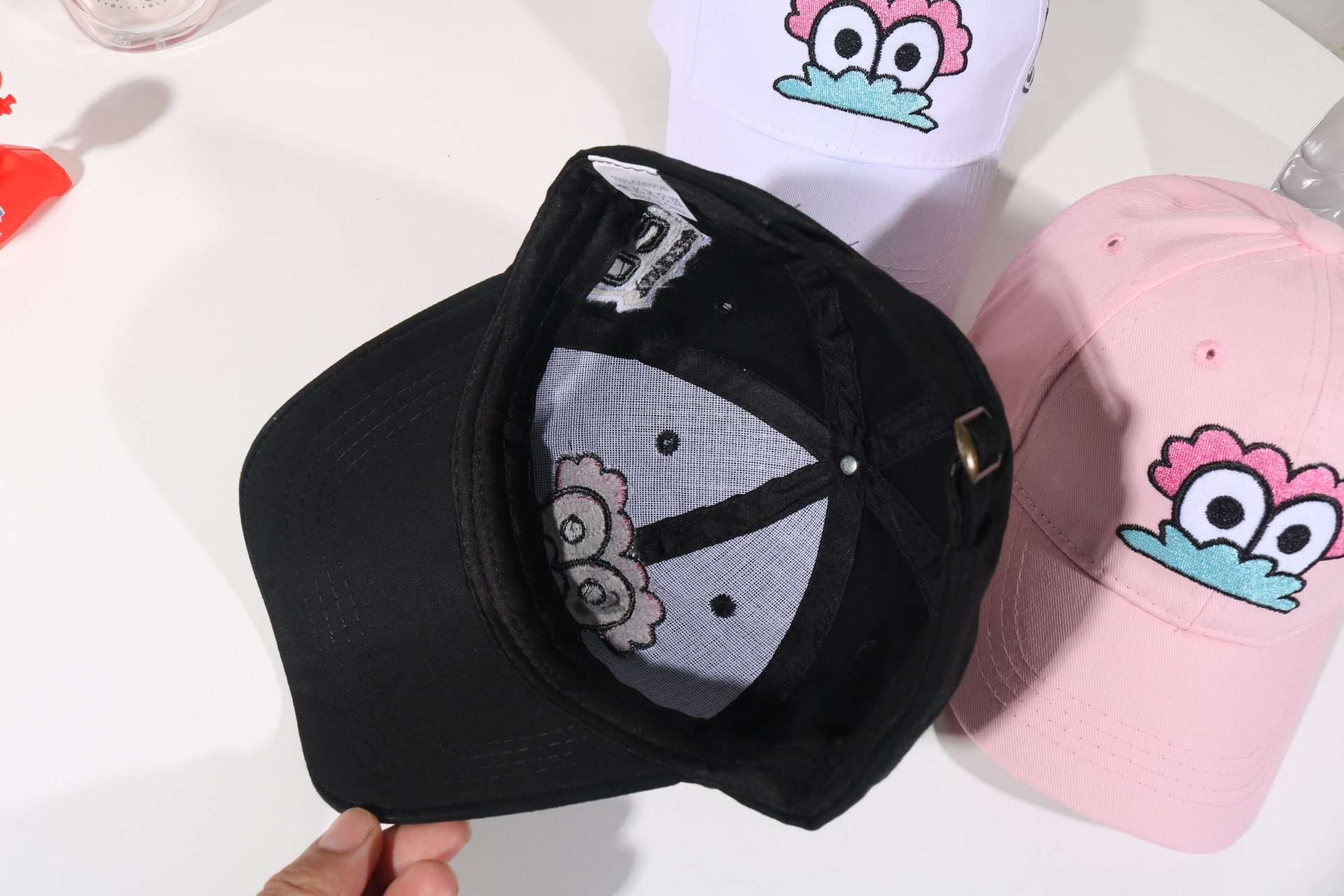 Cloth Korea  hat  (black)  Fashion Jewelry NHHY4916-black