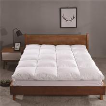 五星级酒店专用加厚羽绒床垫1.5m1.8m白鹅绒榻榻米床垫双人