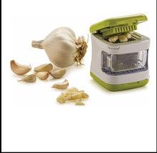 Garlic Cube两面按压切蒜器 迷你切菜器 大蒜切碎器