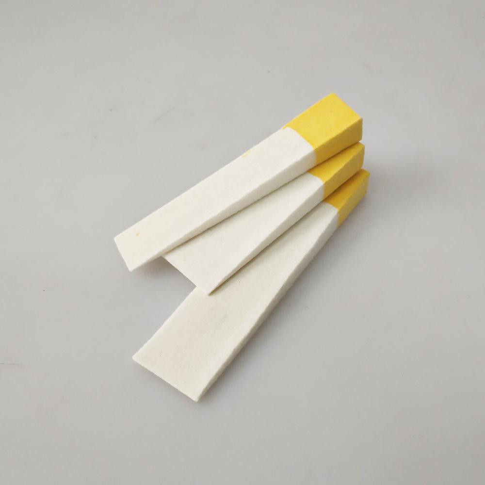 三角钢琴调律止音块(3个装)软硬适中毛毡材质不伤琴弦 乐器配件