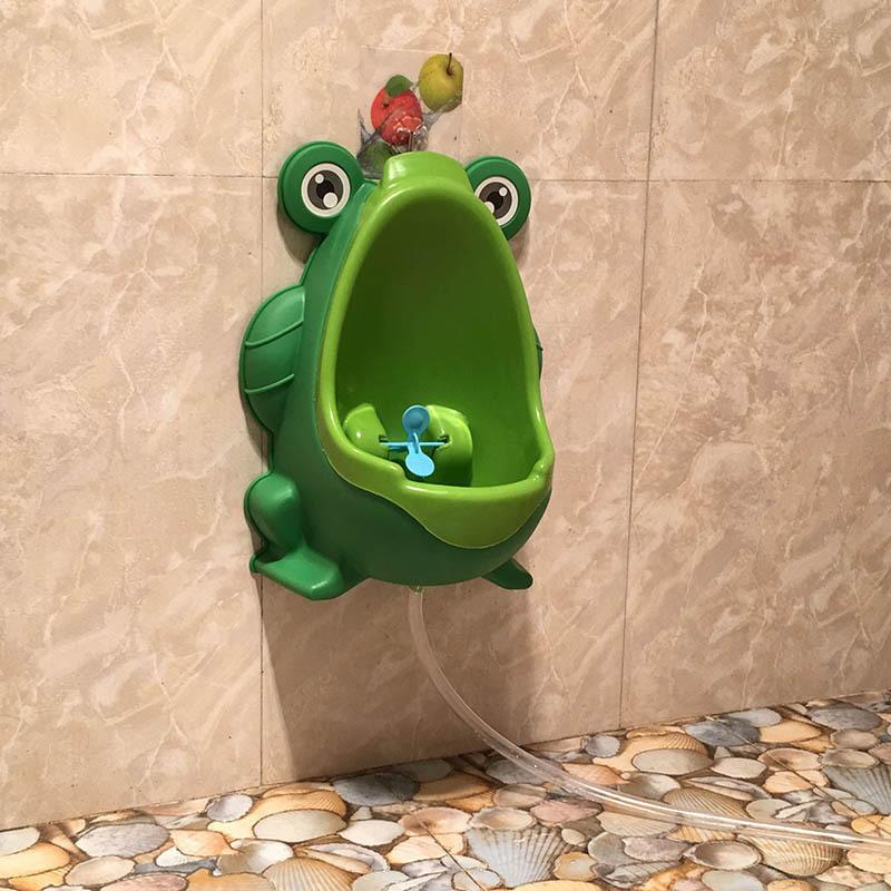 宝宝小便器男孩挂墙式小便池尿壶小孩尿盆男童站立儿童小便斗