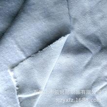 現貨黑色單面磨毛起絨布口袋絨布  20*10 40*42 廠家直銷