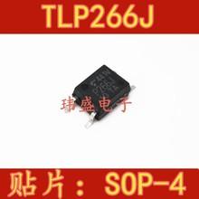 全新原装进口 TLP266J P266J 贴片SOP4 高速光耦合器