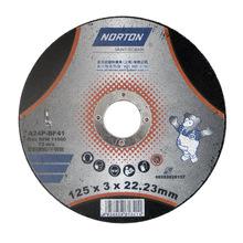 银熊125x3x22砂轮片可切割打磨汽车船舶建筑等工业锋利耐用寿命长
