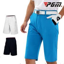PGM 高爾夫褲子 男款運動短褲 球褲服裝 夏季透氣男褲