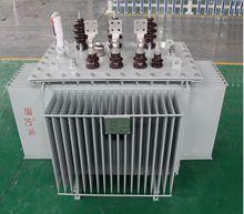 S11-M-1000KVA 全密封三相油浸式电力变压器 10/0.4KV 铜线圈