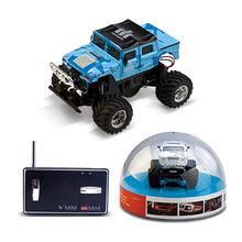 長城2207迷你遙控越野車四通充電汽車微型越野兒童玩具車悍馬小車