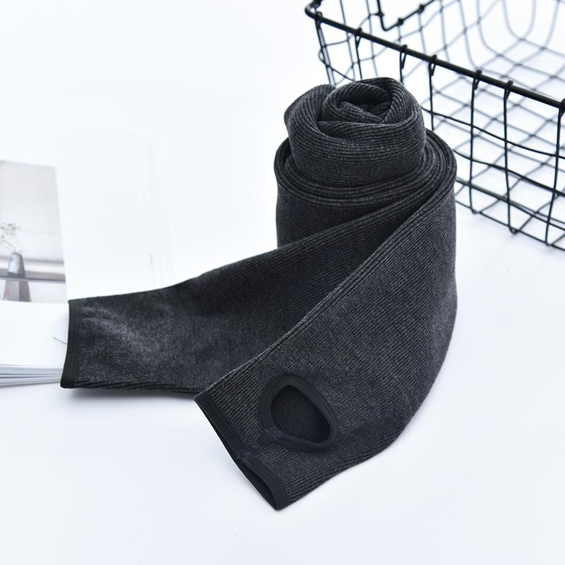 秋冬季新款全棉女款防勾丝透气舒适成人修身棉竖条纹打底裤