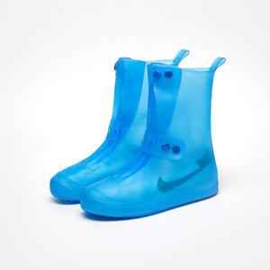កៅស៊ូ ការពារ ស្បែកជើង rain shuary cover non-slip wear-resistant waterproof pz646663
