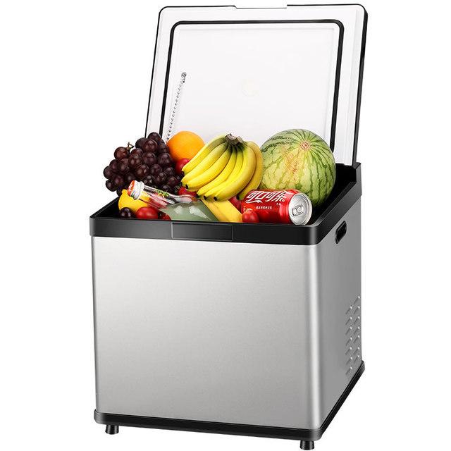 车载压塑机冰箱