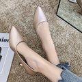 高跟鞋女2019秋季新款细跟尖头性感单鞋工作鞋women heels shoes