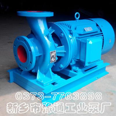 供应ISW65-200卧式管道泵-ISW空调专用循环泵-机械密封空调泵