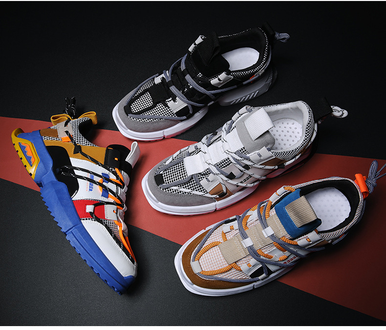 11234687318 1561063150 Sneakers, mesh, old shoes