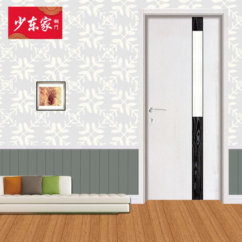 欧式复合门现代简约室内门实木卧室套装门金华市门房门实木门浙江