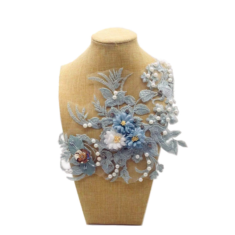 Alloy Fashion Flowers jewelry accessory  (Photo Color)   NHLT0079-Photo-Color