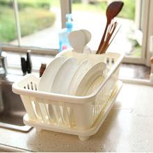 【欧宜琳】滴水碗架碗碟沥水架厨房小件用具碗柜厨具置物架超实用