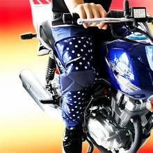 批发冬季骑摩托车护膝电动车保暖护膝护腿加棉加厚防水防风防寒