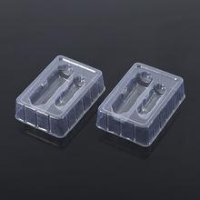 專業定制透明PVC充電器包裝托盒PET數據線耳機吸塑內托定做批發