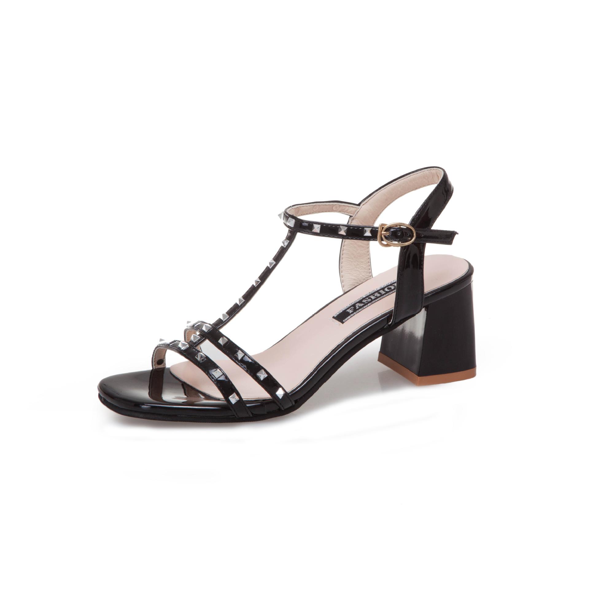 Chaussures été pour femme en Caoutchouc - Ref 3347486 Image 8