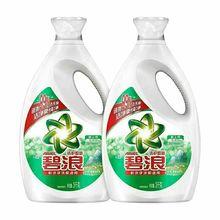 洁护如新自然清新洗衣液3kg瓶装洗衣液去渍护色批发一件代发批