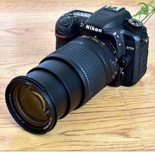 Nikon/尼康D7500套机(18-140mm)镜头高清专业数码照相机 单反相机
