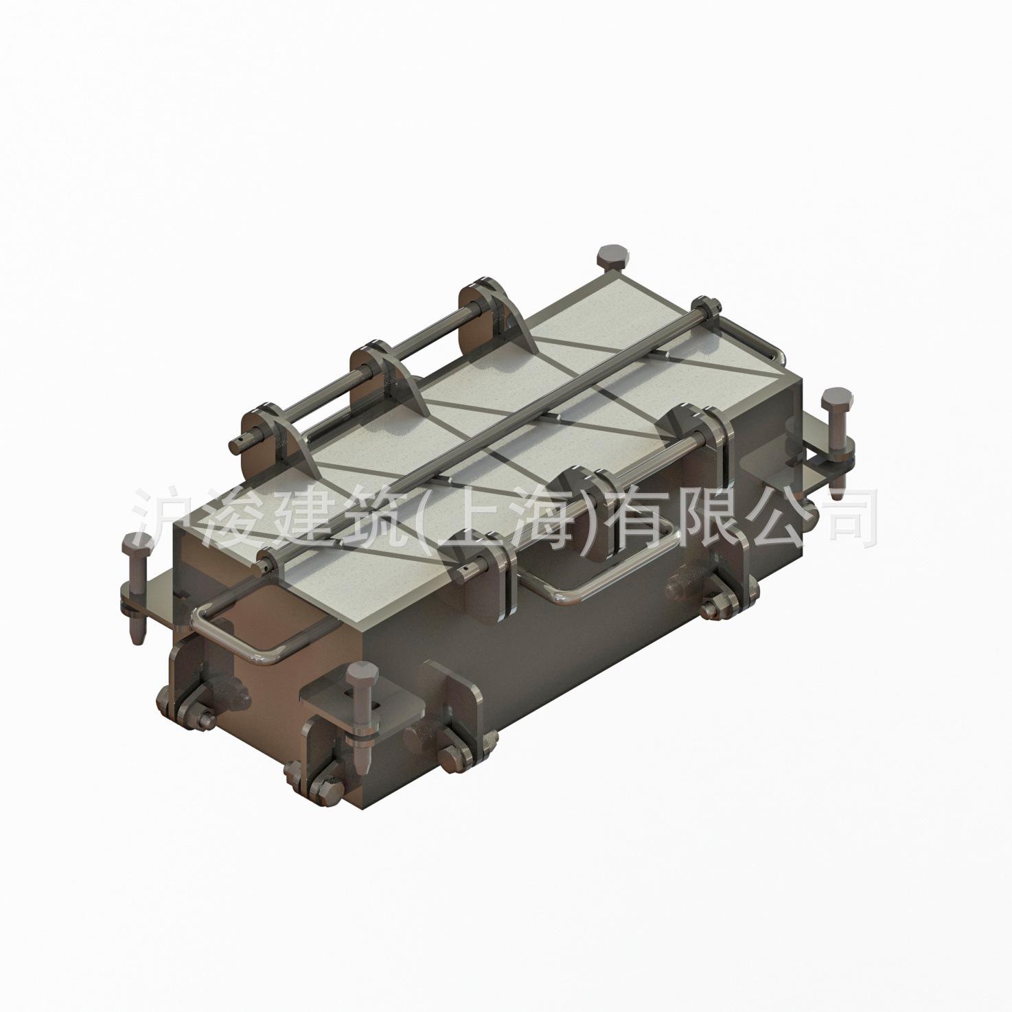 预制水泥方块钢模,三角垫块模具 预制砖模具 混凝土预制件钢模板