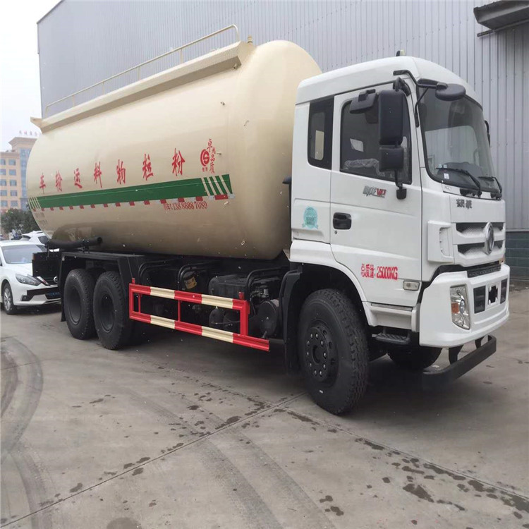 惠州 东风御龙30方 粉粒物料运输车 厂家直销