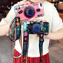 Ốp điện thoại Oppo Reno4, kiểu cá tính, màu nổi bật