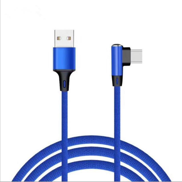 新款苹果X手机充电线5S/6S手游1米8快速iphone7Plus弯头数据线USB