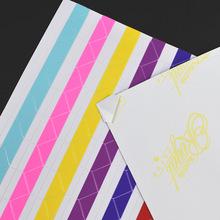 pvc角貼 相冊固定三角貼 diy相冊配件貼紙 文具三角形貼角黑卡貼