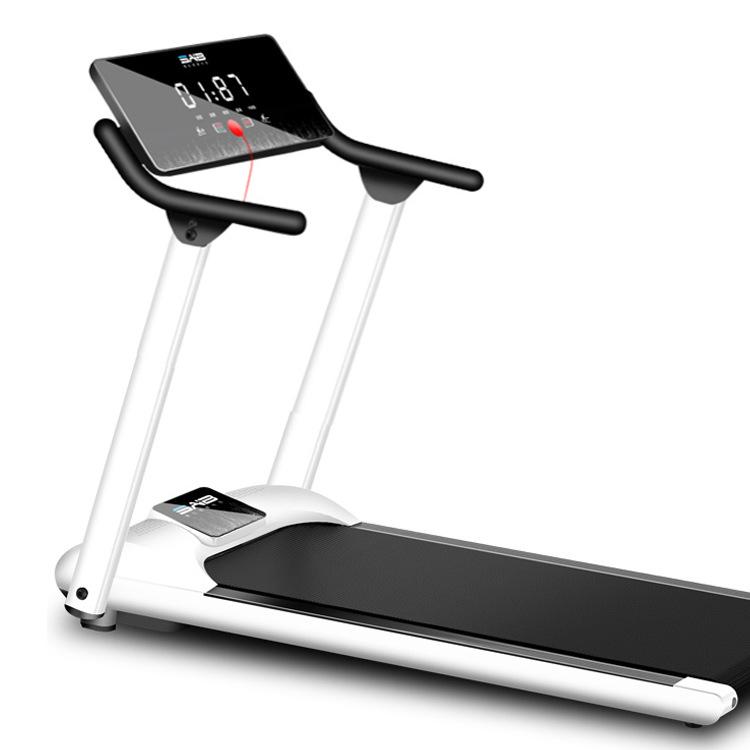 厂家直销礼品跨境家用跑步机 小型多功能机械式走步机健身器材