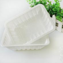 廣州廠家直銷超市一次性生鮮食品級肉類塑料pp托盤肉類打包盒