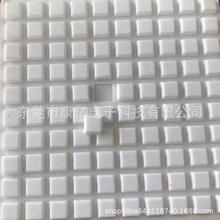 供应自粘透明硅胶垫 耐磨耐压硅胶脚垫 防滑橡胶脚垫