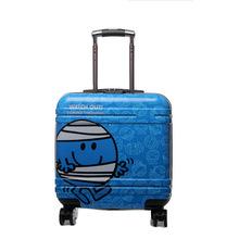 新款儿童登机箱旅行箱18寸礼品拖拉杆旅行箱包小学生拉杆箱行李箱