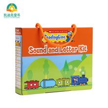 英文原版 字母绘本与发音套装26册+原版CD 入门英语启蒙童书绘本