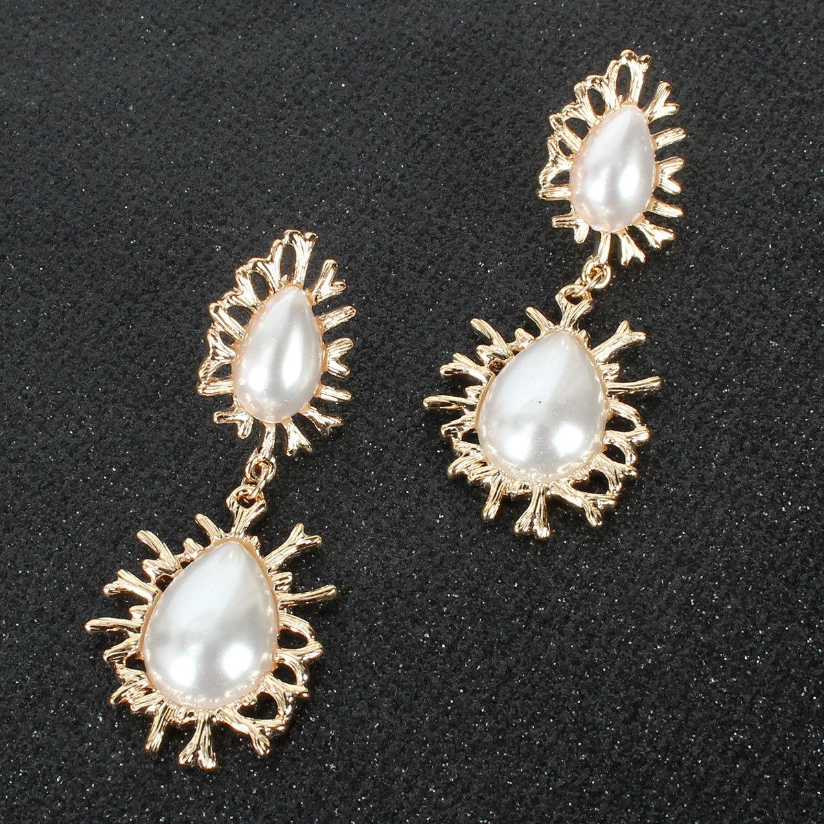 Earrings fashion imitation pearl drop earrings earrings women NHCT183776